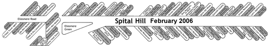 Charting shopping changes on Spital Hill